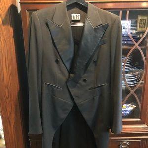 Fabulous, rare Richard Tyler morning suit jacket